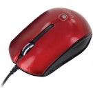 Atlantis Land P009-KM23-RD USB Optical 1000DPI Ambidextrous Red mice cod. P009-KM23-RD
