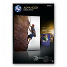 HP Advanced Glossy carta fotografica Bianco Lucida cod. Q8691A