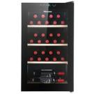 Hisense RW30D4AJ0 cantina vino Libera installazione Nero 30 bottiglia/bottiglie Cantinetta vino con compressore A cod. RW30D4AJ0