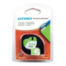 DYMO 12mm LetraTAG Paper tape nastro per etichettatrice cod. S0721510