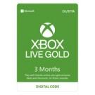 Microsoft Xbox Live Gold Xbox One cod. S2T-00009