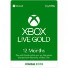 Microsoft Xbox Live Gold Xbox One cod. S4T-00026