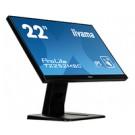 "iiyama ProLite T2252MSC-B1 21.5"" 1920 x 1080Pixel Multi-touch Nero monitor touch screen cod. T2252MSC-B1"
