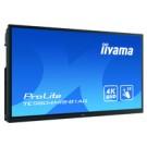 "iiyama TE9804MIS-B1AG lavagna interattiva 2,49 m (98"") 3840 x 2160 Pixel Touch screen Nero cod. TE9804MIS-B1AG"