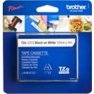 Brother TZE-231S nastro per etichettatrice Nero su bianco cod. TZE231S