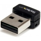 StarTech.com Adattatore di rete N wireless mini USB 150 Mbps - 802.11n/g 1T1R cod. USB150WN1X1