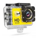 Hamlet Exagerate Skuba Action Cam action camera HD con schermo LCD da 2 pollici con custodia impermeabile de manico galleggiante cod. XCAM720HD